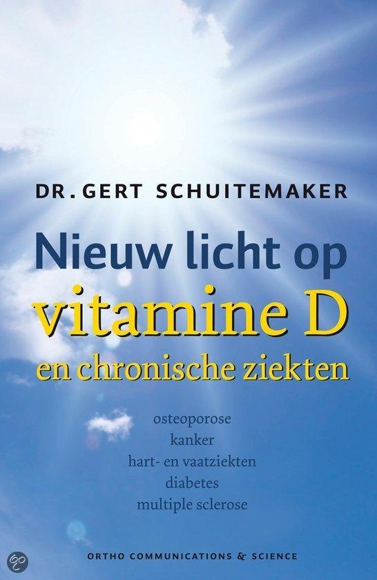Nieuw licht op vitamine D en chronische ziekten.