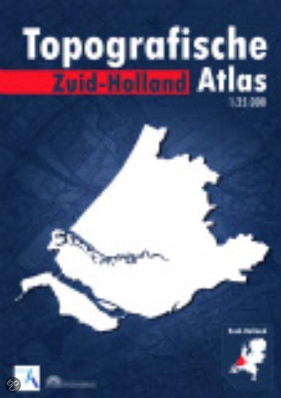 Topografische Atlas / Zuid-Holland