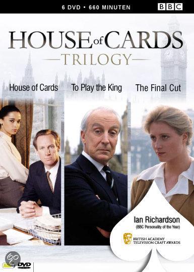 bol.com | House Of Cards Trilogy, Diane Fletcher, Colin ...