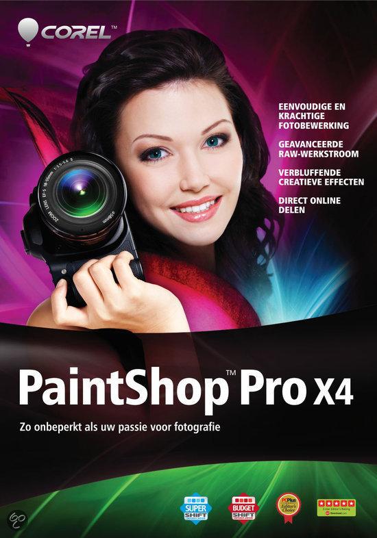 Corel PaintSho Pro X4 - Engels