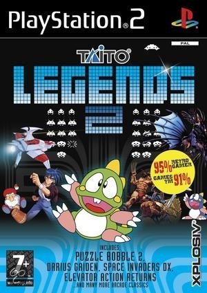 Review Taito Legends 2