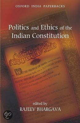 ethical issues with the constitution
