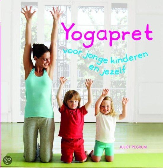 Yogapret, voor jonge kinderen en jezelf