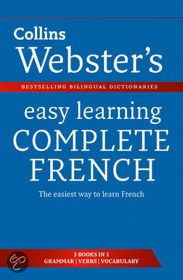 Collins Webster's Easy Learning French Complete