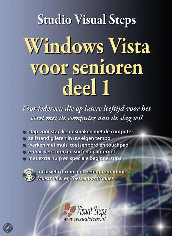 Windows Vista voor senioren deel 1 en CD