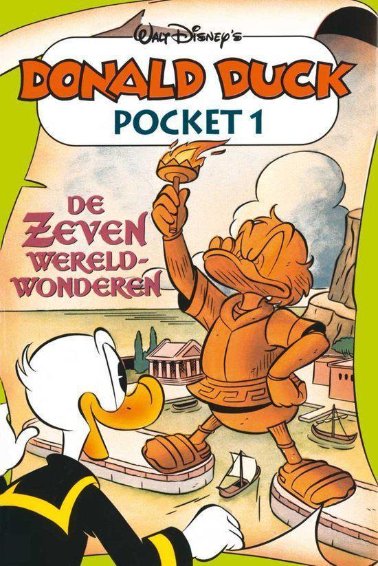 bol.com : Donald Duck Pocket / 001 De zeven wereldwonderen, Walt ...