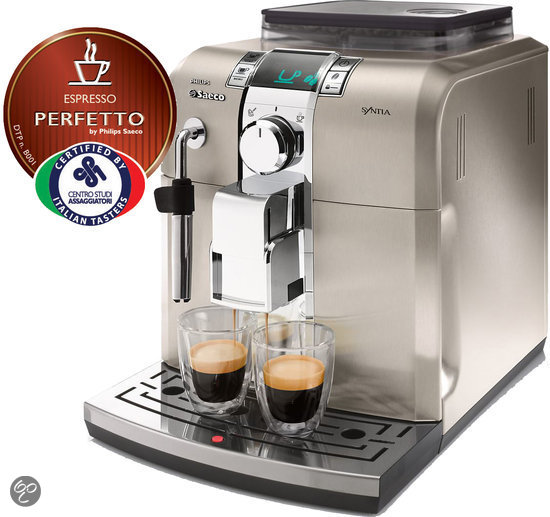 Philips-Saeco Espressoapparaat Syntia HD8837/01