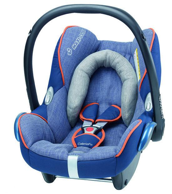 Maxi Cosi Cabriofix - Autostoel - Divine Denim 2013