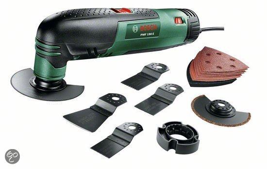 Bosch PMF 190 E Multi Set