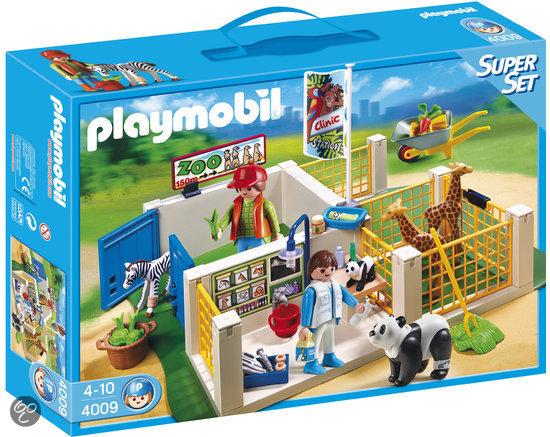 bol.com   Playmobil Superset Verzorgingstation - 4009 ...