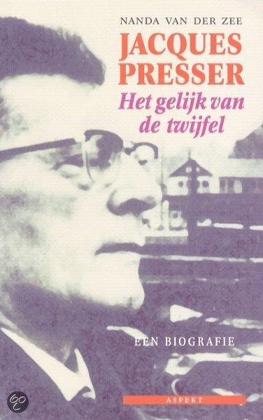 Jacques presser  ISBN:  9789059110557  –  N. van der Zee