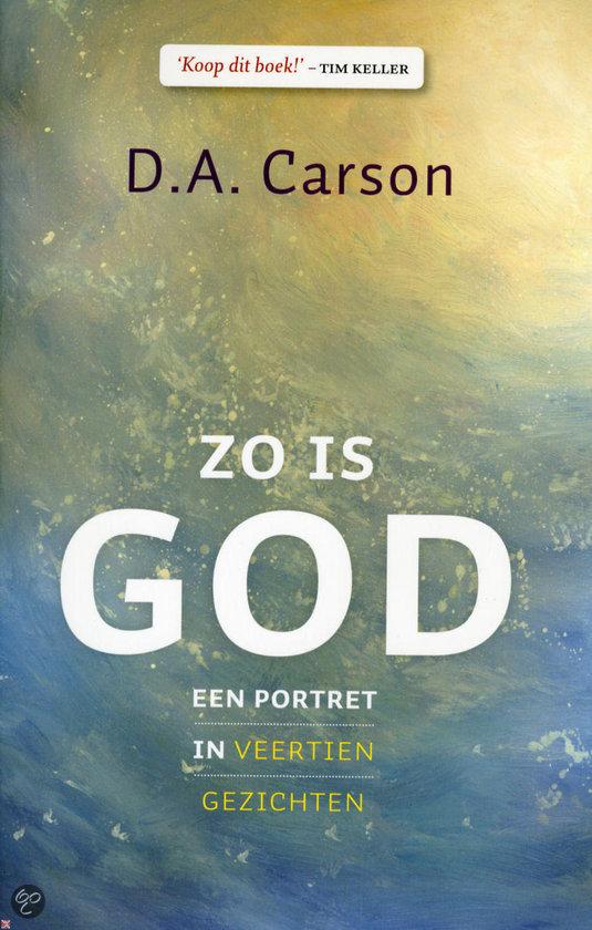Zo is God