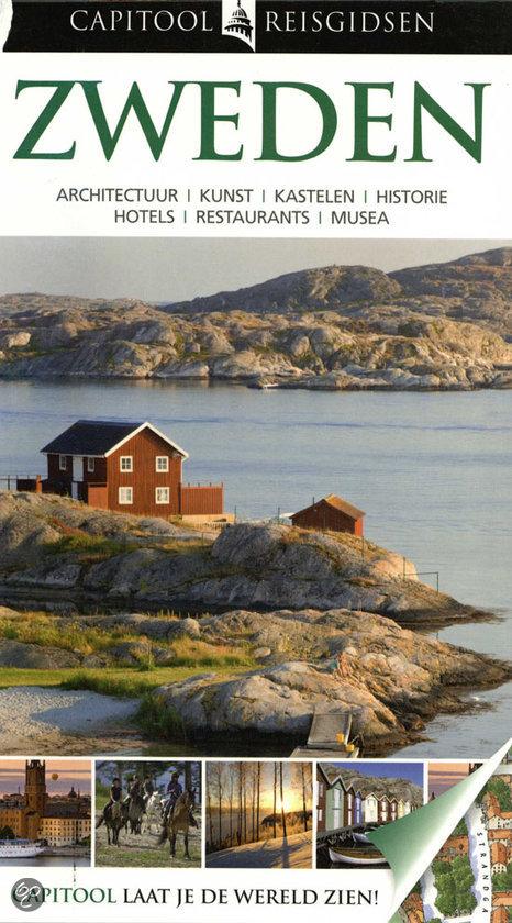 Capitool reisgids Zweden