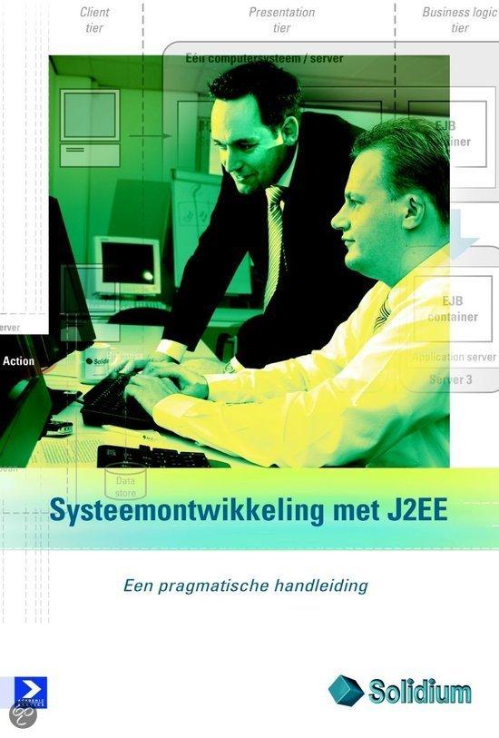 Cover van het boek 'Systeemontwikkeling met J2EE / druk 1'