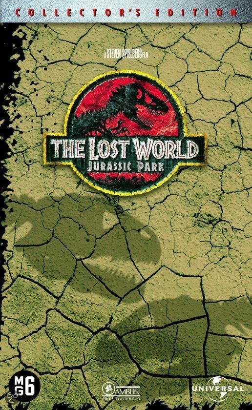 Cover van de film 'Jurassic Park 2 - Lost World'