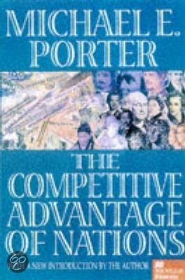 competitive advantage of nations porter review The competitive advantage of nations michael e porter harvard business  review 90211  74 harvard business review march–april 1990.