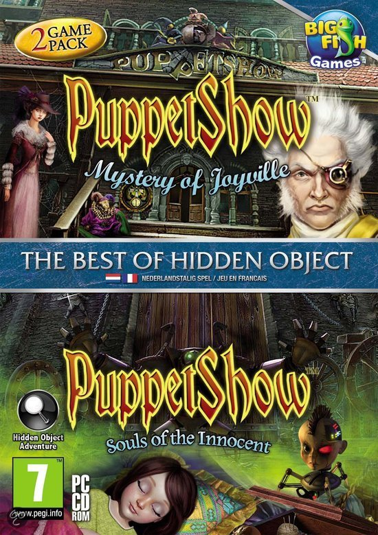 Dual Pack: Puppetshow, Mystery Of Joyville + Puppetshow, Souls Of The Innocent