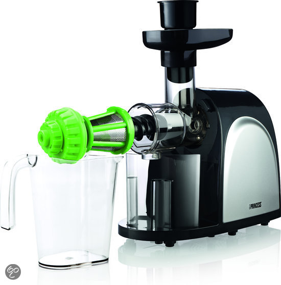 Slow Juicer Princess : bol.com Princess vitaPure 202041 Slowjuicer Elektronica