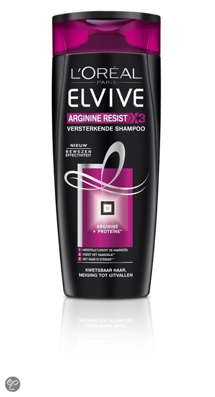 L'Oréal Paris Elvive Arginine Resist - 250 ml - Shampoo