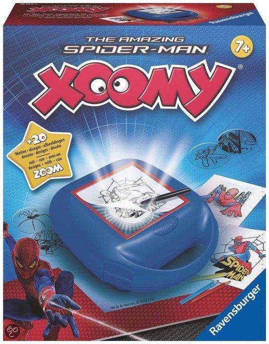 Xoomy Compact - Spider-Man