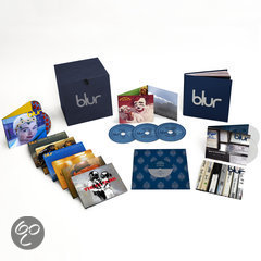 Limited Boxed Set (18Cd+3Dvd+7inch)