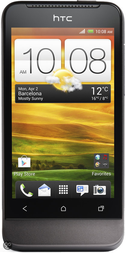 HTC One V - Grijs