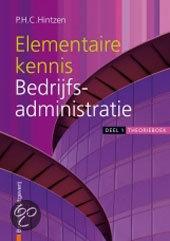 Elementaire Kennis Bedrijfsadministratie / 1 / Deel Theorieboek