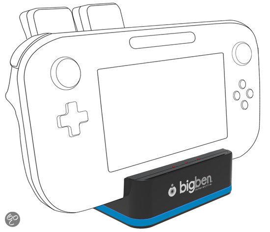 Bol Com Bigben Dual Oplader Wii U Wii U Bigben