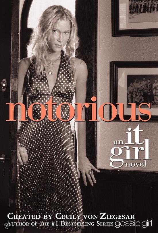 bol.com : The It Girl 2: Notorious, Cecily von Ziegesar ...
