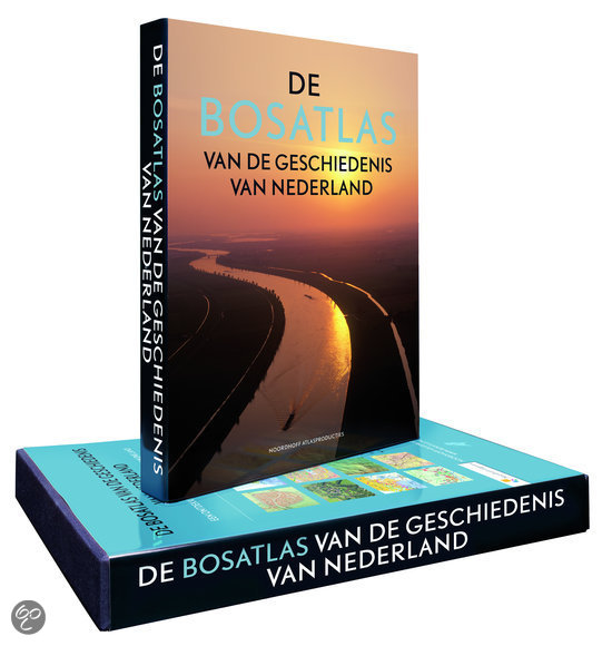 De Bosatlas van de geschiedenis van Nederland