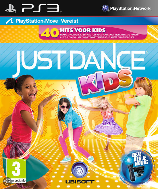 Just Dance: Kids (PlayStation Move)