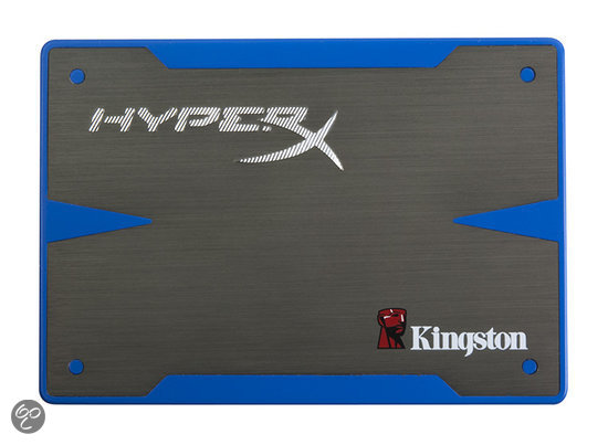Kingston Flash Hyperx Ssd - 120GB / Sata 3 / 2.5 inch