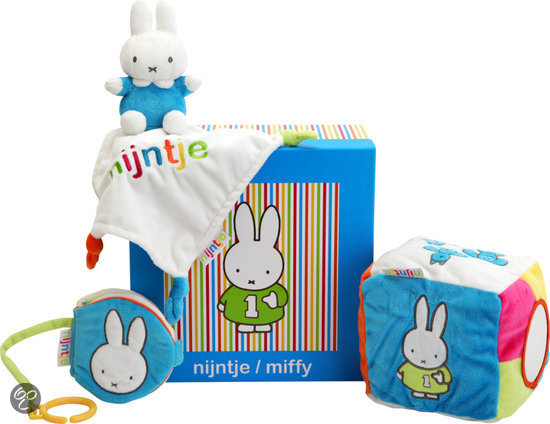 Nijntje Giftset Blauw