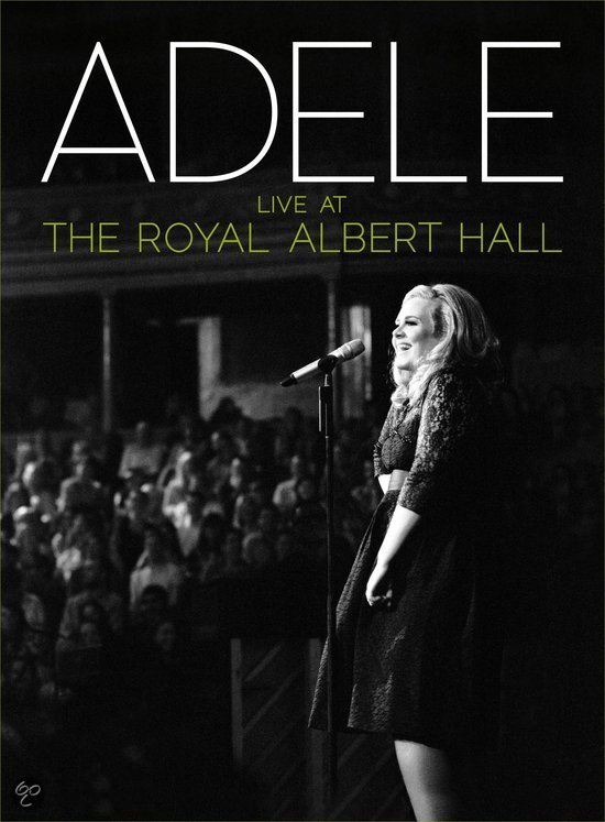 Adele - Live At The Royal Albert Hall (Blu-ray + Cd)