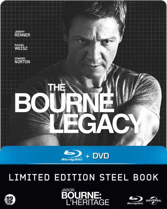 The Bourne Legacy (Limited Edition Blu-ray Steelbook)