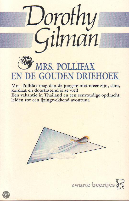 Mrs. Pollifax en de gouden driehoek