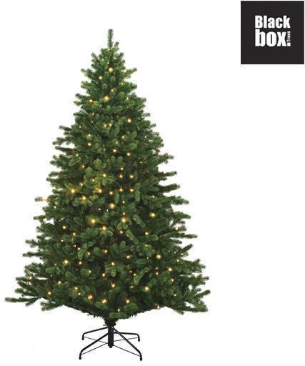 black box hamilton tree kunstkerstboom 230 cm hoog met energiezuinige. Black Bedroom Furniture Sets. Home Design Ideas