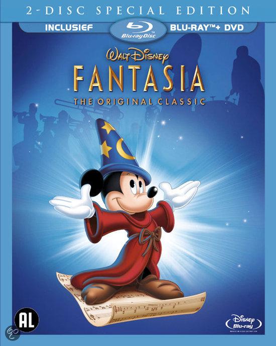 Fantasia (S.E.) (Blu-ray+Dvd Combopack)