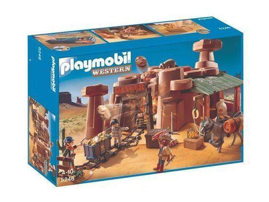 Playmobil Western Goudmijn - 5246 in Stellendam