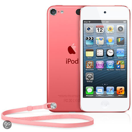 Apple iPod Touch 32 GB - Roze