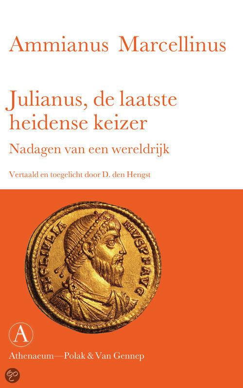 Julianus, de laatste heidense keizer