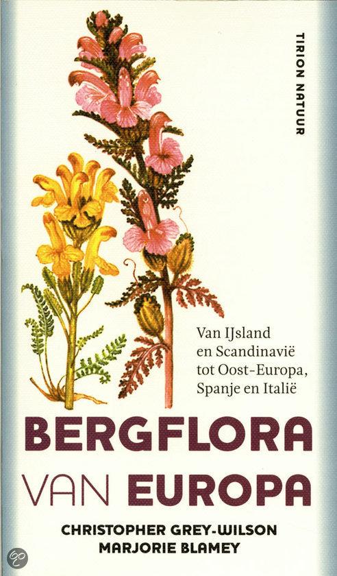 Bergflora Van Europa