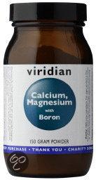 Testosteron Viridian Calcium - Magnesium met Boron/Borium