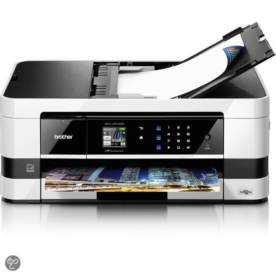 brother mfc j4410dw all in one a3 printer computer. Black Bedroom Furniture Sets. Home Design Ideas