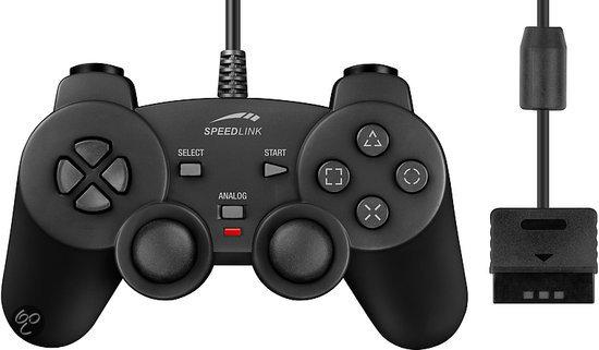 Speedlink Strike2 Controller Vibratie PS2