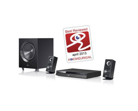 LG HX522 - 2.1 Home cinema set