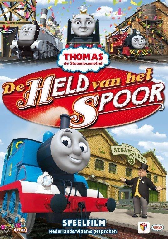 bol.com  Thomas De Stoomlocomotief - De Held Van Het Spoor, Children ...