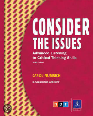 listening and critical thinking skills