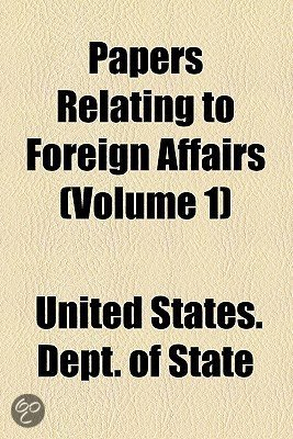 President Foreign Policy