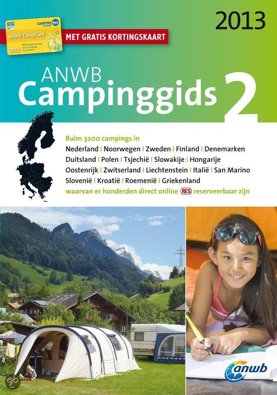 Campings / Deel 2: Duitsland, Oostenrijk, Zwitserland, Italie, Kroatie